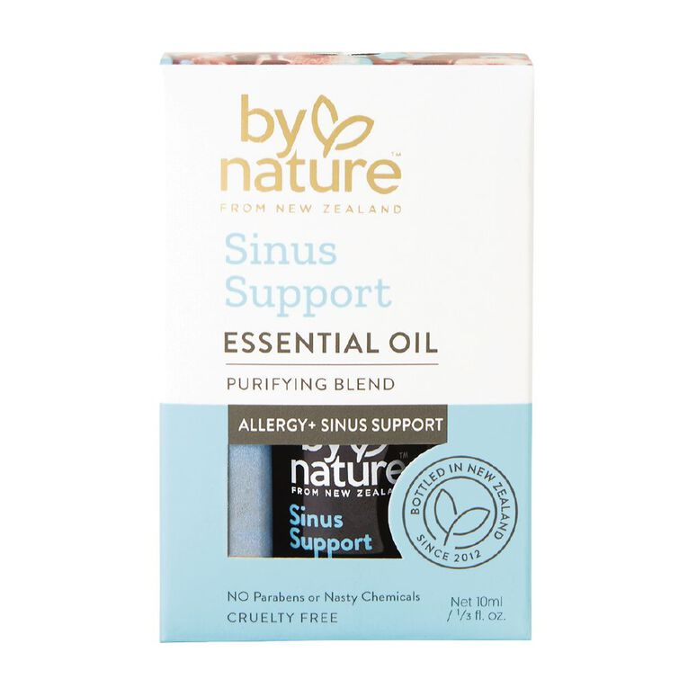 By Nature Sinus Support Blend Essential Oil, , hi-res