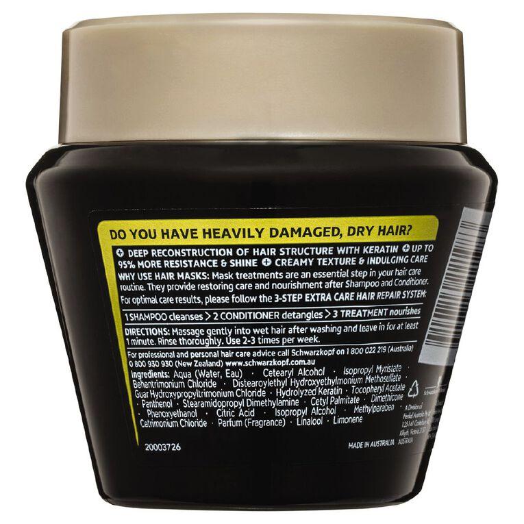 Schwarzkopf Extra Care Treatment Mask Ultimate Repair 300ml, , hi-res