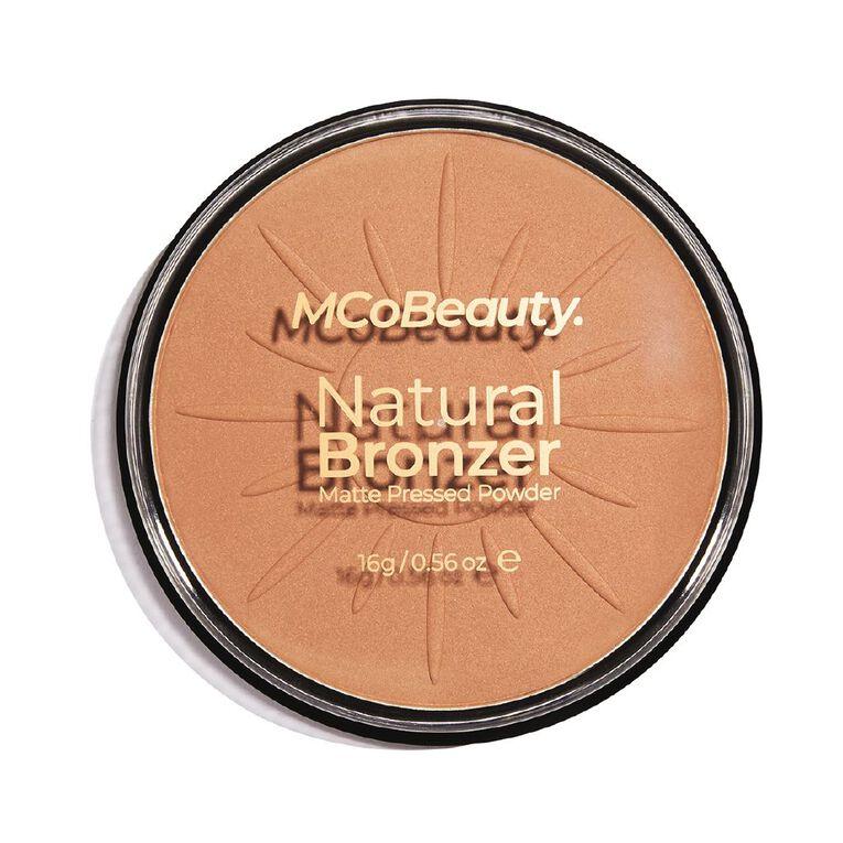 MCoBeauty Natural Bronzer, , hi-res