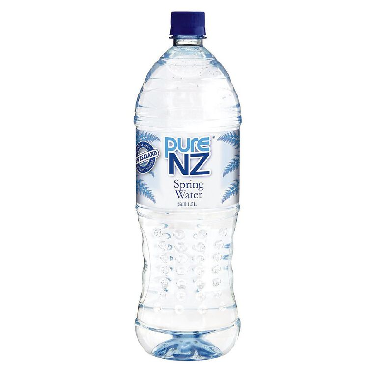 Pure NZ Spring Water 1.5L, , hi-res