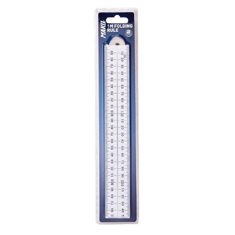 Mako Folding Ruler 1m, , hi-res