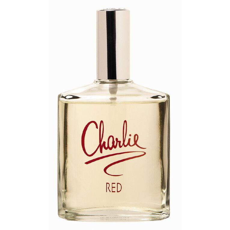 Revlon Charlie Red EDT 100ml, , hi-res