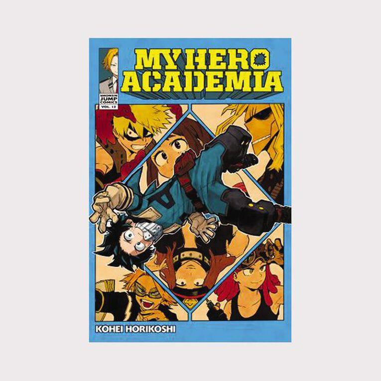 My Hero Academia Vol #12 by Kohei Horikoshi, , hi-res