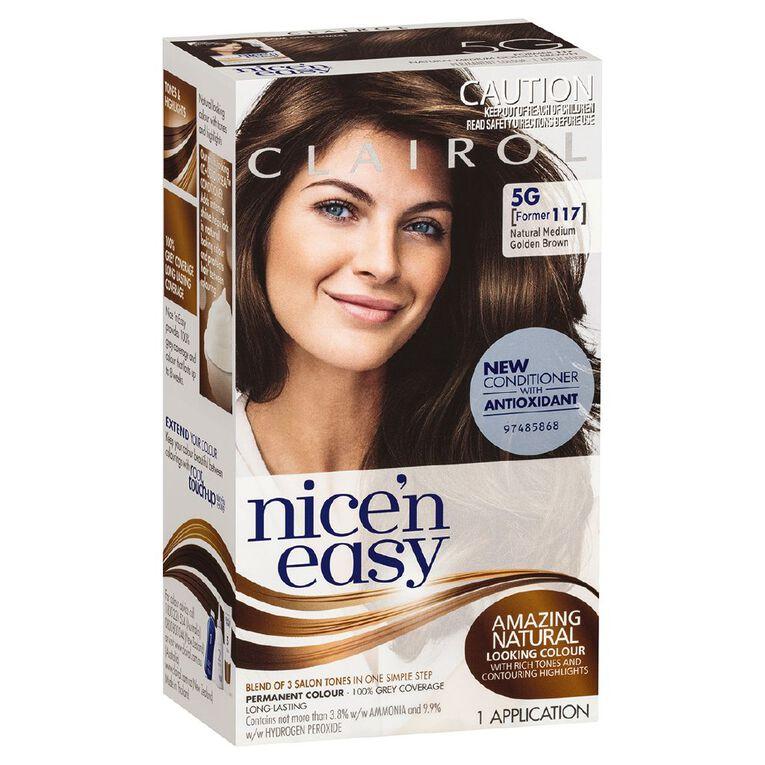 Nice 'n Easy Natural Medium Golden Brown 5G (former 117), , hi-res