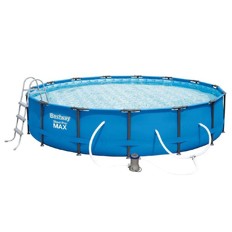 Bestway Steel Pro Frame Pool 15Ft, , hi-res