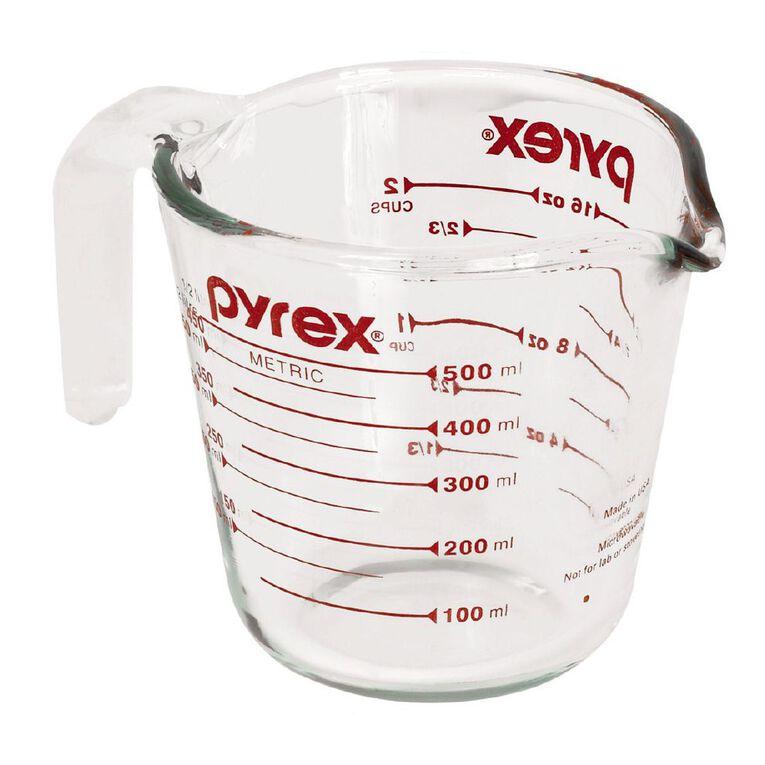 Pyrex Measuring Jug 500ml, , hi-res