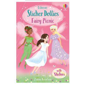 Sticker Dolly Stories #2 Fairy Picnic by Zanna Davidson