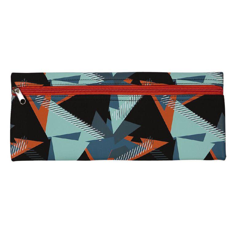 WS Pencil Case Triangles 30cm, , hi-res