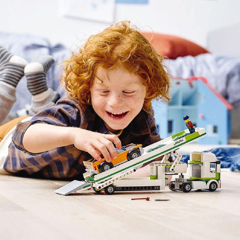 LEGO City Car Transporter 60305, , hi-res