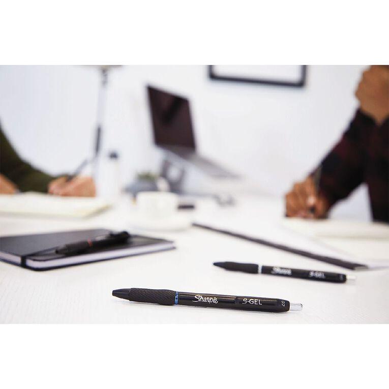 Sharpie Retractable 0.7mm Gel Pen Business Assorted 4 Pack, , hi-res