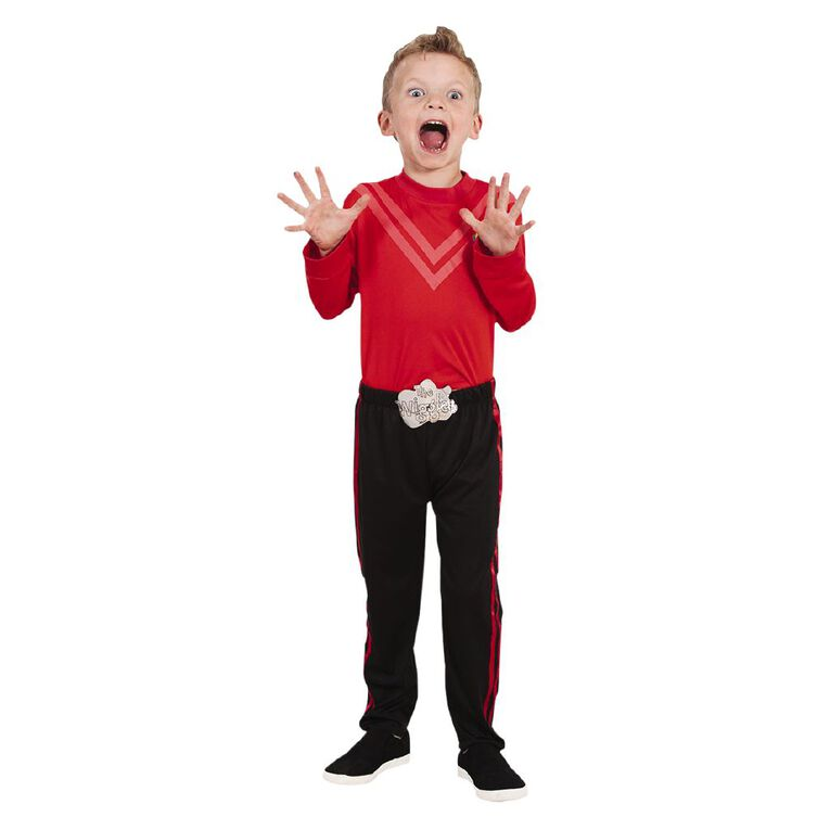 Wiggles Simon Deluxe Costume - Size 3-5, , hi-res