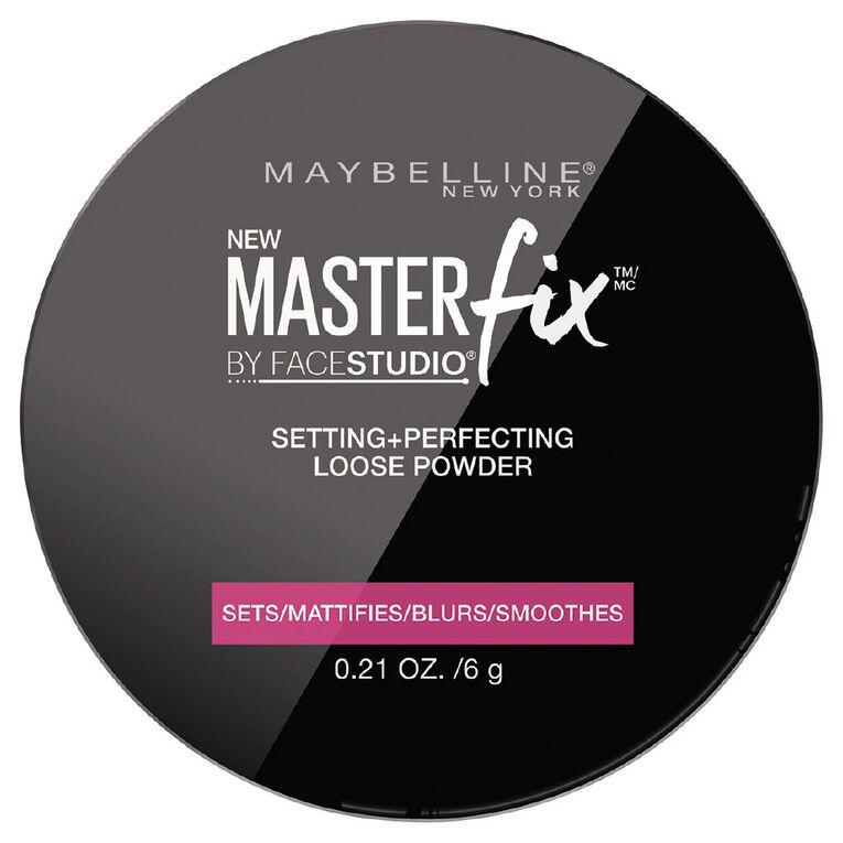 Maybelline Master Fix Setting Powder, , hi-res