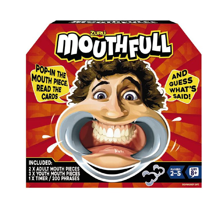 Zuru Mouthfull Game, , hi-res
