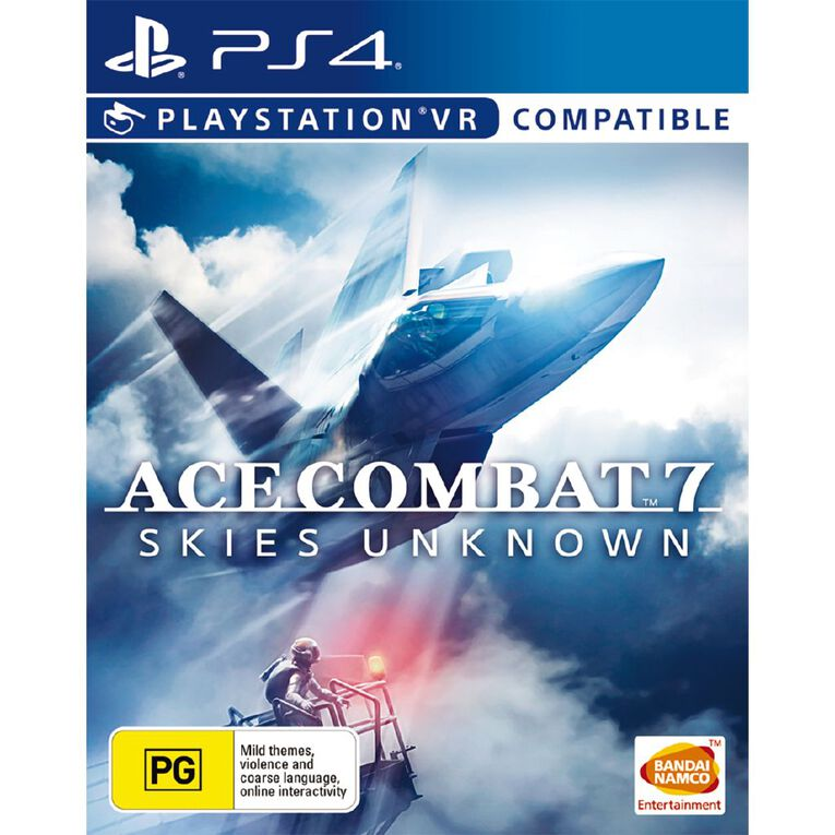 PS4 Ace Combat 7 Skies Unknown, , hi-res