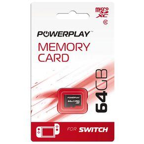 PowerPlay 64GB Memory Card