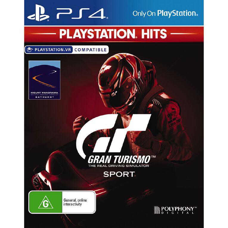 PS4 GT Sport, , hi-res