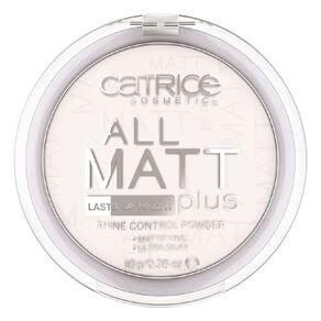 Catrice All Matt Plus Shine Control Powder 001