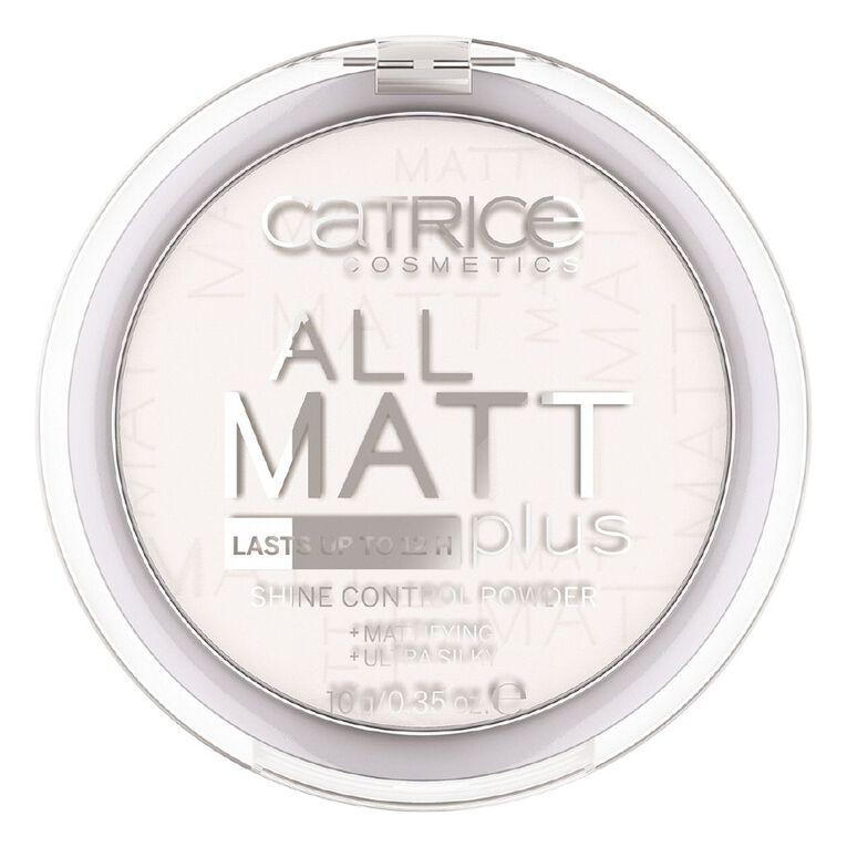 Catrice All Matt Plus Shine Control Powder 001, , hi-res
