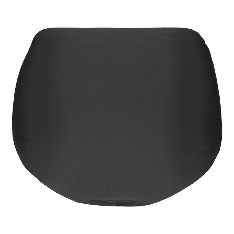 H&H High Waisted Control Bottoms, Black, hi-res