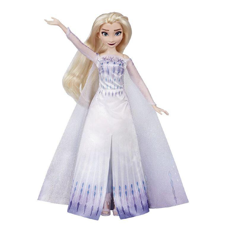 Disney Frozen 2 Singing Elsa in Queen Outfit, , hi-res