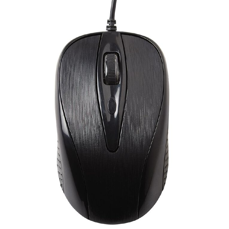 Tech.Inc Wired Mouse, , hi-res