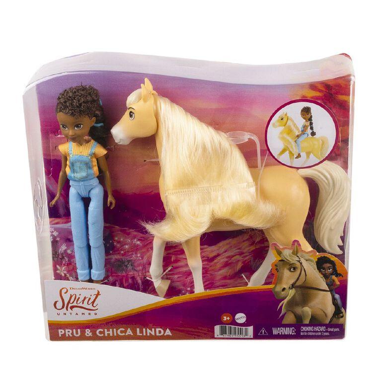 Dreamworks Spirit Doll & Horse Assorted, , hi-res