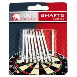Puma Darts 3 Set Pro Alloy Dart Shaft
