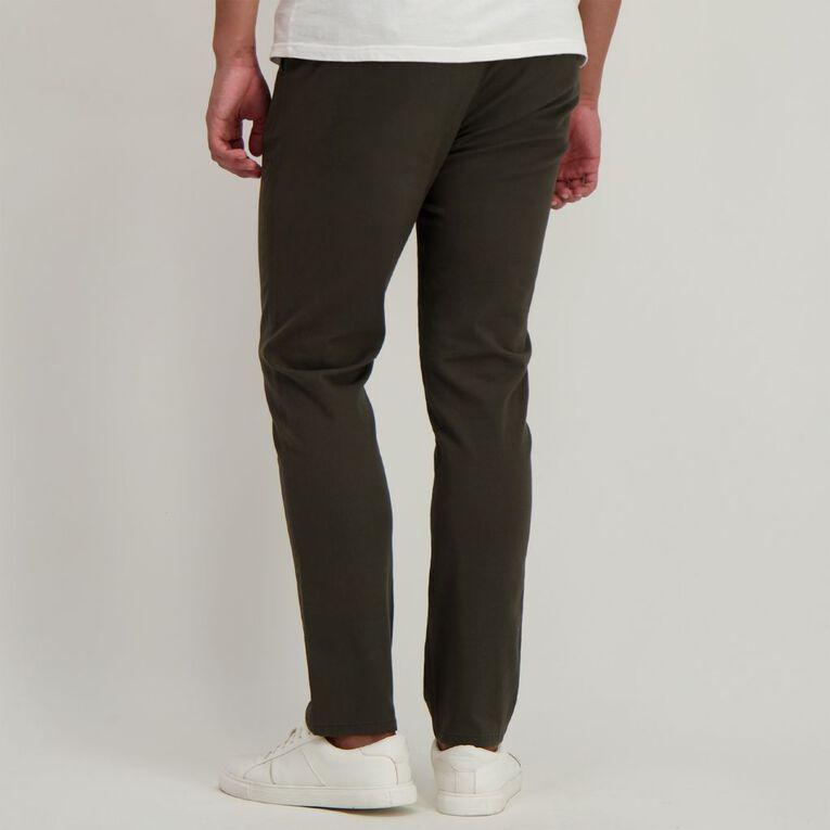 H&H Men's Classic Chino Pants, Khaki, hi-res