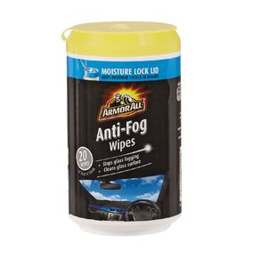 Armor All Anti Fog Wipes 20 Pack