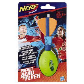 NERF Pocket Aero Flyer Assorted
