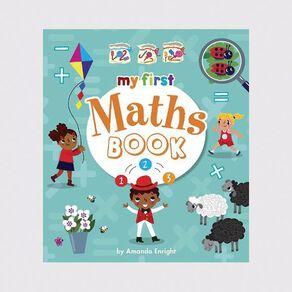 My First Maths Book