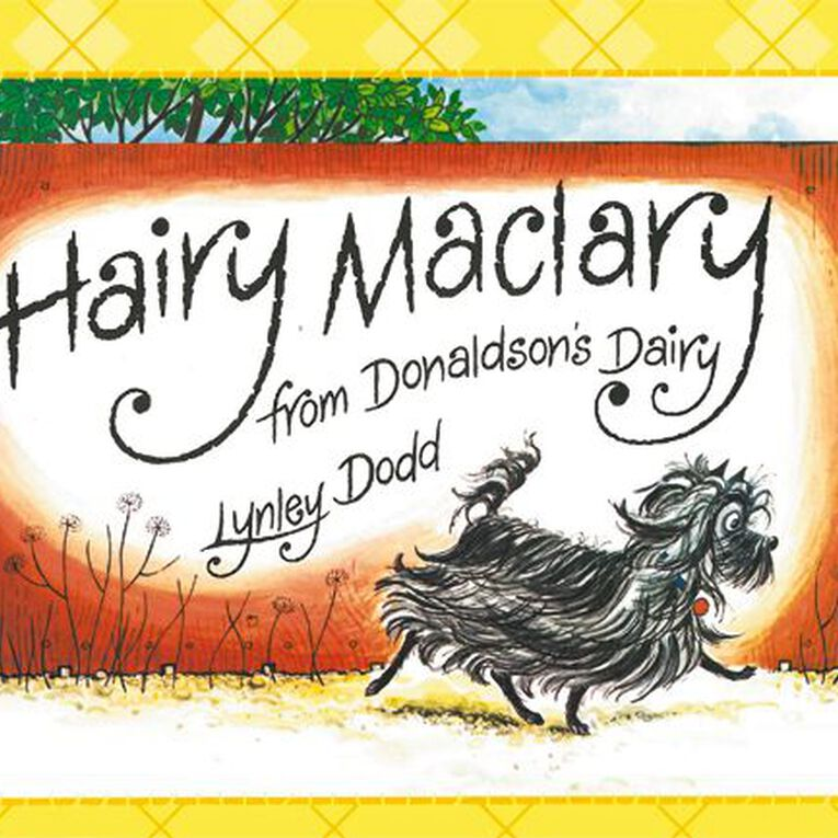 Hairy Maclary from Donaldson's Dairy by Lynley Dodd, , hi-res
