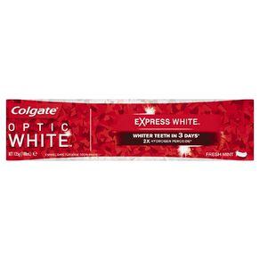 Colgate Optic White Toothpaste Express White 125g