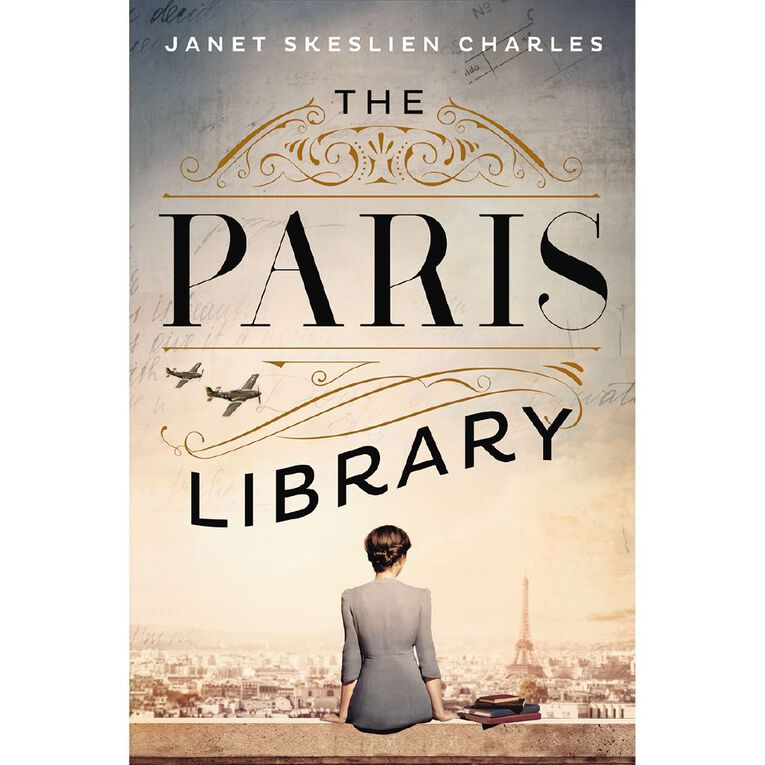 The Paris Library by Janet Skeslien Charles, , hi-res