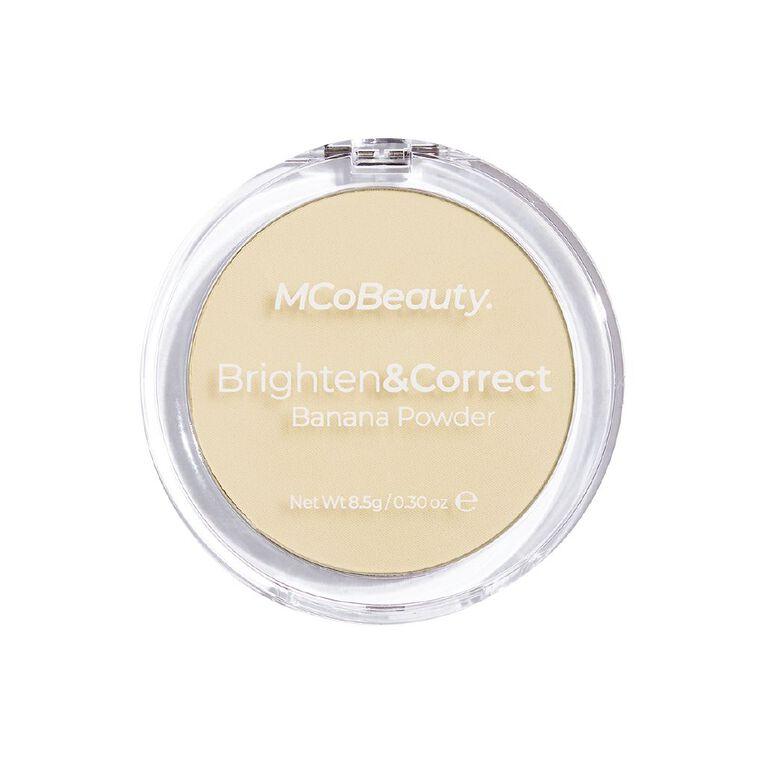 MCoBeauty Brighten & Correct Banana Powder, , hi-res
