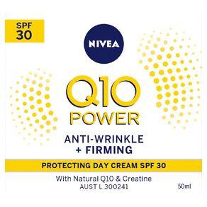Nivea Q10 Power Anti Wrinkle SPF30+ Day Cream 50ml