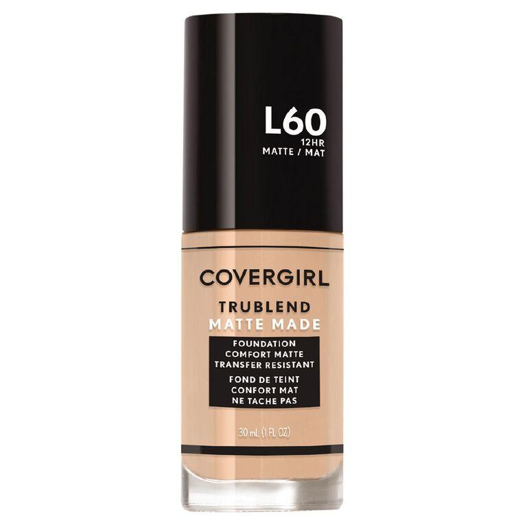 Covergirl TruBlend Matte L60 Light Nude, , hi-res