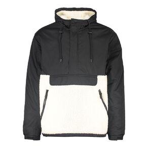 Garage Men's Sherpa Anorak Jacket