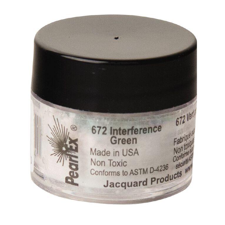 Jacquard Pearl Ex 3g Interference Green, , hi-res