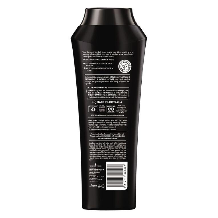 Schwarzkopf Extra Care Ultimate Repair Shampoo 400ml, , hi-res