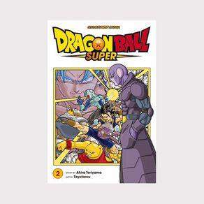 Dragon Ball Super Vol #2 by Akira Toriyama