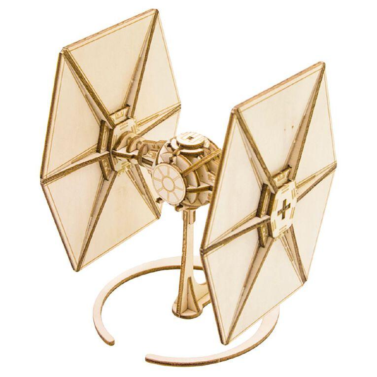 Star Wars Incredibuilds Tie Fighter 3D Wooden Model, , hi-res