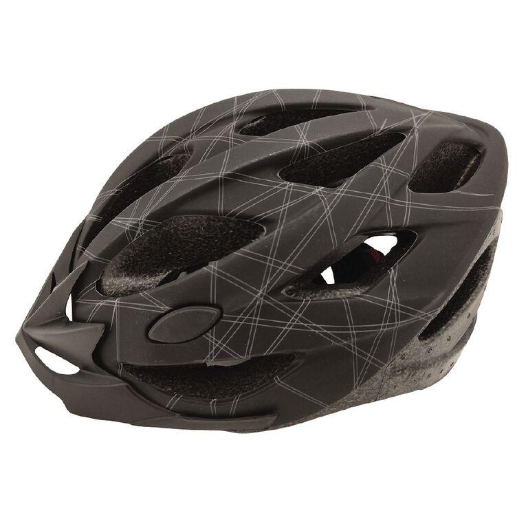 Milazo Tour Helmet Black 58-61cm, , hi-res