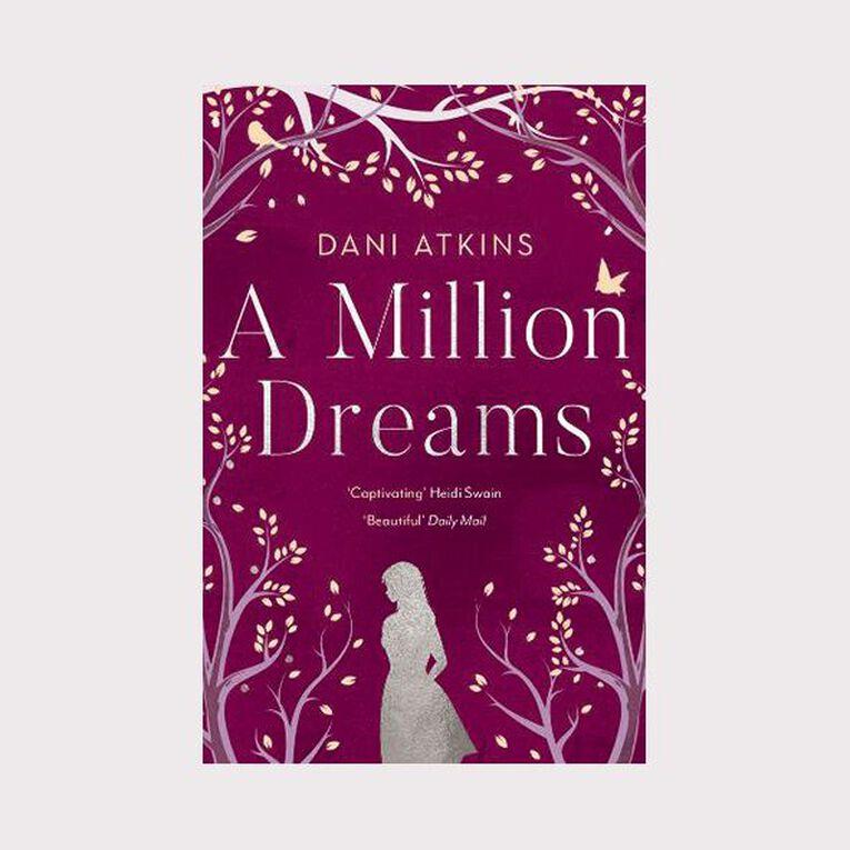 A Million Dreams by Dani Atkins, , hi-res