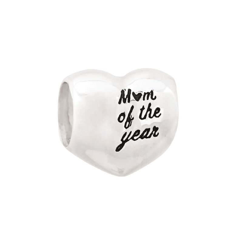 Ane Si Dora Sterling Silver Mother of the Year Charm, , hi-res