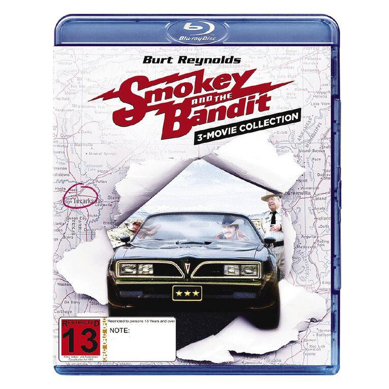 Smokey & The Bandit Trilogy BR 2 Blu-ray, , hi-res
