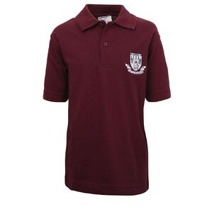 Schooltex Clayton Park Short Sleeve Polo with Embroidery