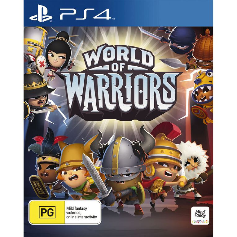 PS4 World of Warriors, , hi-res image number null