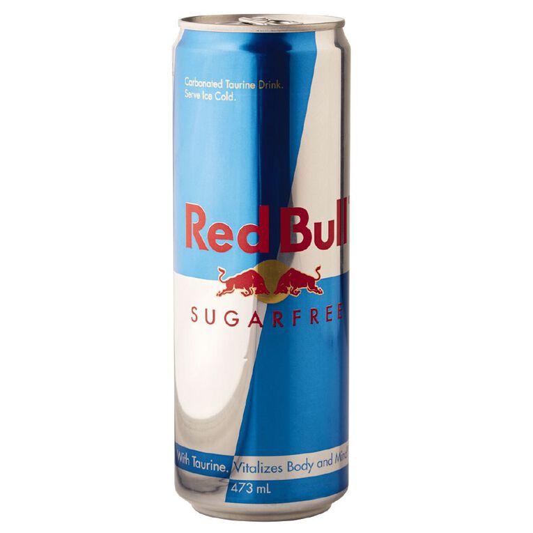 Red Bull Red Bull Sugar Free 473ml, , hi-res