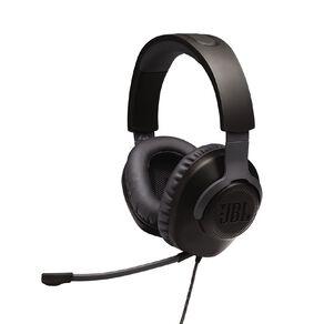 JBL Headset Quantum Gaming 100 Black